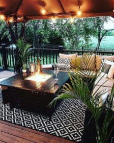 Beautiful Outdoor Living Decoration Ideas32