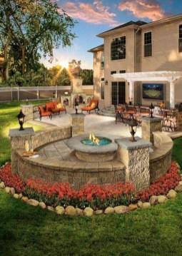 Beautiful Outdoor Living Decoration Ideas36