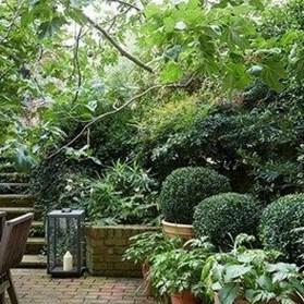 Beautiful Shady Gardens Design Ideas01