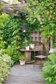 Beautiful Shady Gardens Design Ideas07