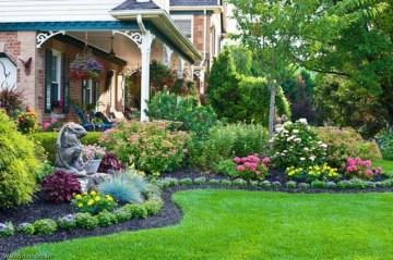 Beautiful Shady Gardens Design Ideas36