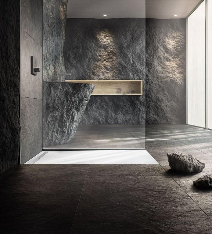 Best Bathroom Decorating Ideas For Comfortable Bath27