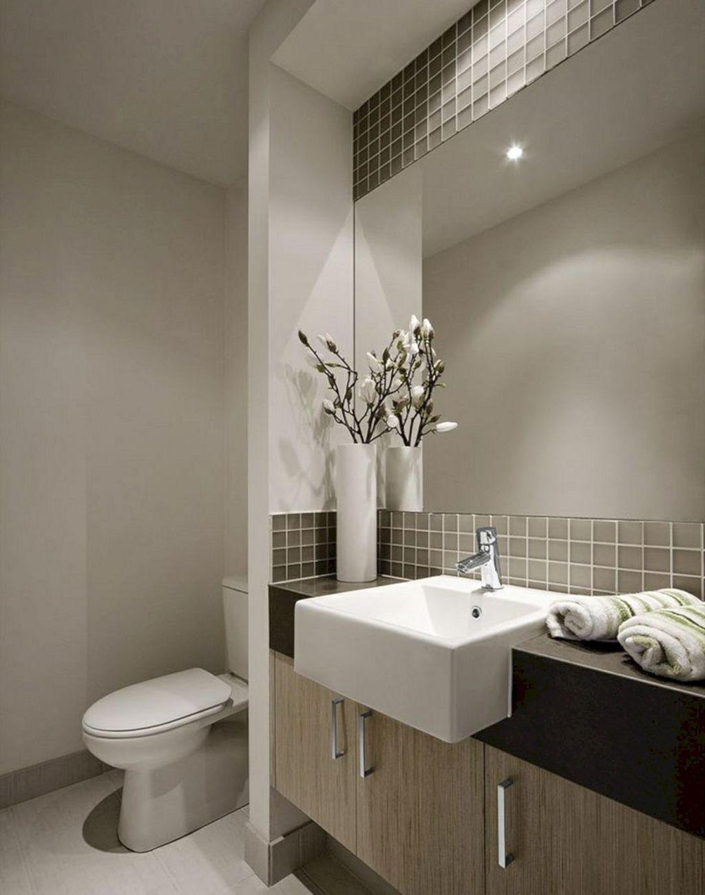 Best Bathroom Decorating Ideas For Comfortable Bath48