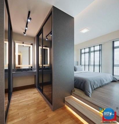 Best Closet Design Ideas For Your Bedroom02