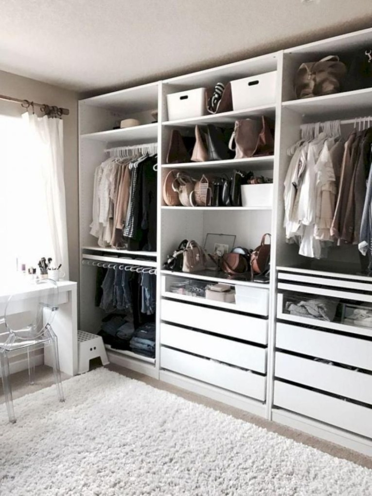 Best Closet Design Ideas For Your Bedroom04