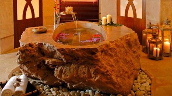 Best Natural Stone Floors For Bathroom Design Ideas03