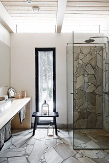 Best Natural Stone Floors For Bathroom Design Ideas04