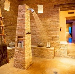 Best Natural Stone Floors For Bathroom Design Ideas05