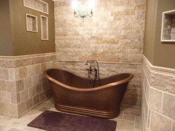 Best Natural Stone Floors For Bathroom Design Ideas13