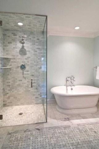 Best Natural Stone Floors For Bathroom Design Ideas20