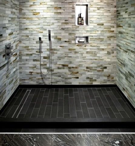 Best Natural Stone Floors For Bathroom Design Ideas21