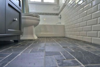 Best Natural Stone Floors For Bathroom Design Ideas23