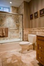 Best Natural Stone Floors For Bathroom Design Ideas25
