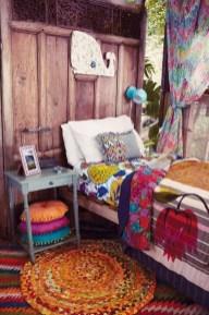 Chic Boho Bedroom Ideas For Comfortable Sleep At Night04