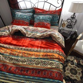 Chic Boho Bedroom Ideas For Comfortable Sleep At Night10