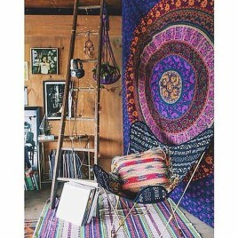 Chic Boho Bedroom Ideas For Comfortable Sleep At Night31