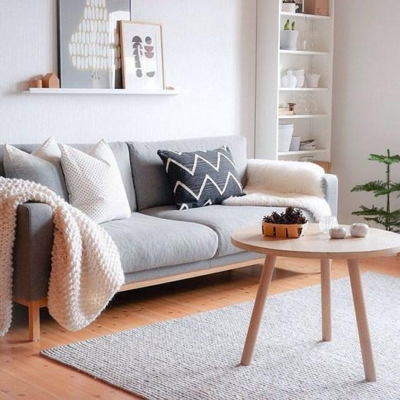 Impressive Apartment Living Room Decorating Ideas On A Budget44