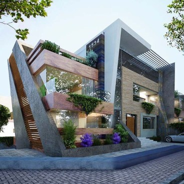 Modern Architecture House And Building Inspirations35