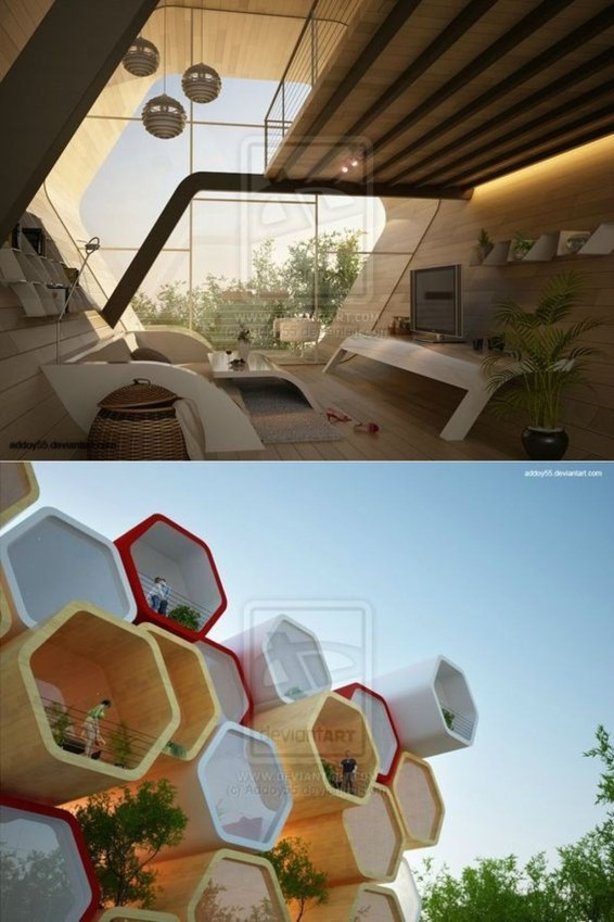 Modern Architecture House And Building Inspirations48