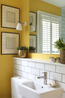 Most Popular Bathroom Color Design Ideas19