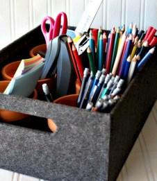 Stunning Diy Portable Office Organization Ideas17