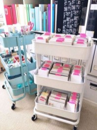 Stunning Diy Portable Office Organization Ideas24