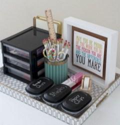 Stunning Diy Portable Office Organization Ideas31