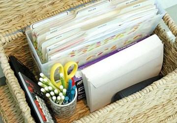 Stunning Diy Portable Office Organization Ideas34