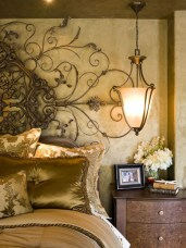 Tuscan Style Bedroom Decorative Ideas That Make Your Sleep Warm03