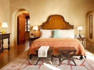 Tuscan Style Bedroom Decorative Ideas That Make Your Sleep Warm13