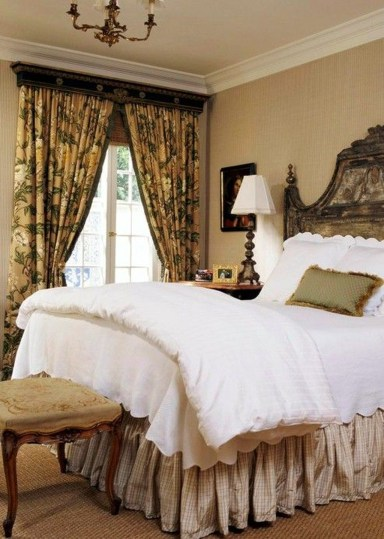 Tuscan Style Bedroom Decorative Ideas That Make Your Sleep Warm17