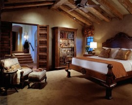 Tuscan Style Bedroom Decorative Ideas That Make Your Sleep Warm35
