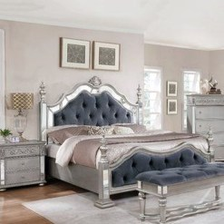 Tuscan Style Bedroom Decorative Ideas That Make Your Sleep Warm38