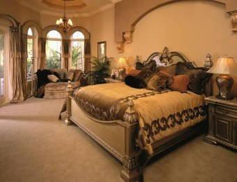 Tuscan Style Bedroom Decorative Ideas That Make Your Sleep Warm49