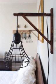 Unique Bedroom Lamp Decorations Ideas30