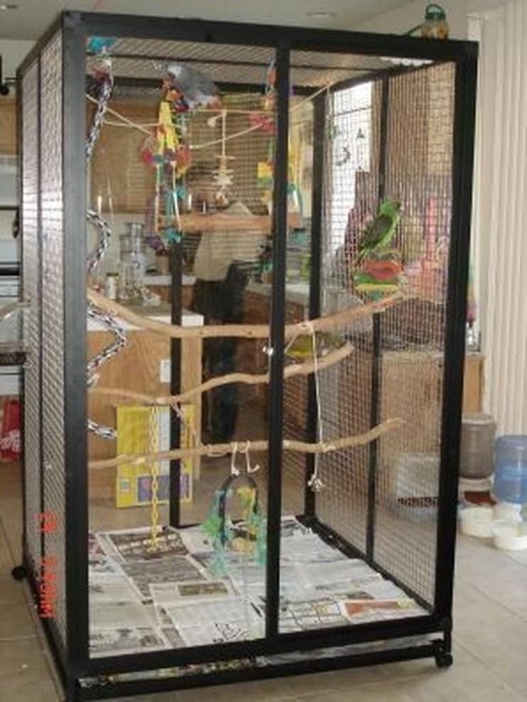 Unique Diy Pet Cage Design Ideas You Have To Copy27