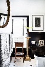 Wonderful Black White And Gold Living Room Design Ideas11