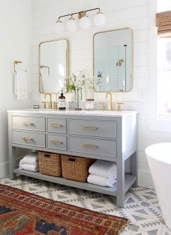 Wonderful Diy Master Bathroom Ideas Remodel17