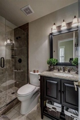 Wonderful Diy Master Bathroom Ideas Remodel34