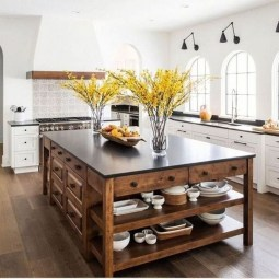 Amazing Modern Farmhouse Kitchen Decoration02