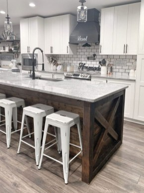 Amazing Modern Farmhouse Kitchen Decoration18