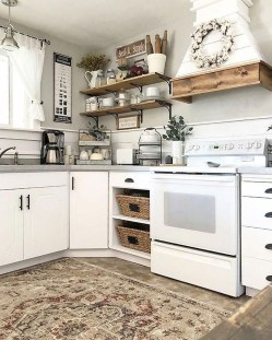 Amazing Modern Farmhouse Kitchen Decoration20