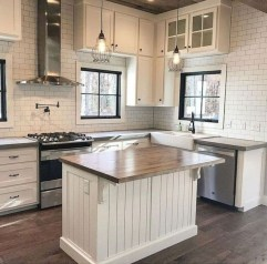 Amazing Modern Farmhouse Kitchen Decoration31