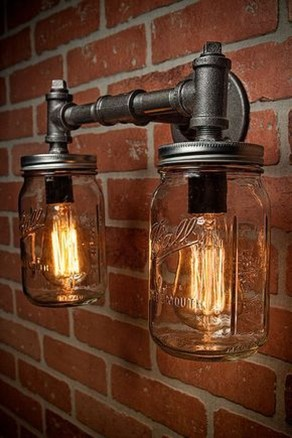Awesome Diy Mason Jar Lights To Make Your Home Look Beautiful07