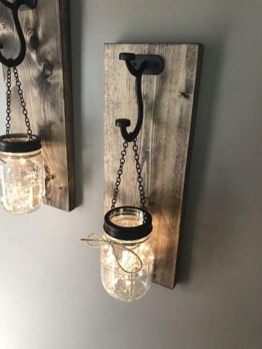 Awesome Diy Mason Jar Lights To Make Your Home Look Beautiful16
