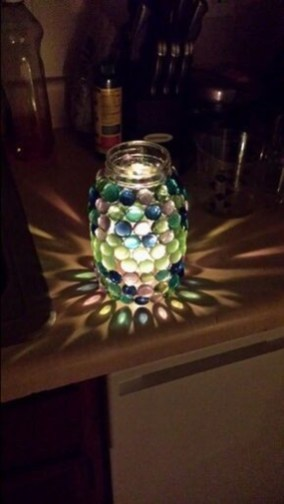 Awesome Diy Mason Jar Lights To Make Your Home Look Beautiful17