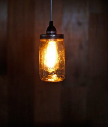 Awesome Diy Mason Jar Lights To Make Your Home Look Beautiful25