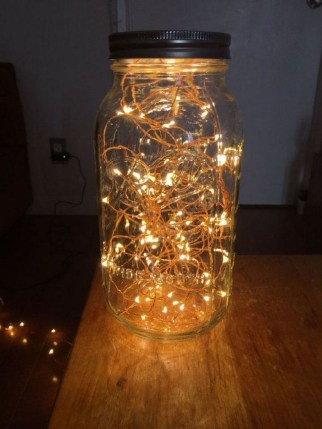 Awesome Diy Mason Jar Lights To Make Your Home Look Beautiful26