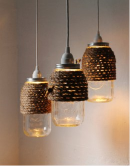 Awesome Diy Mason Jar Lights To Make Your Home Look Beautiful28