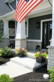 Awesome Home Front Exterior You Have Must See05